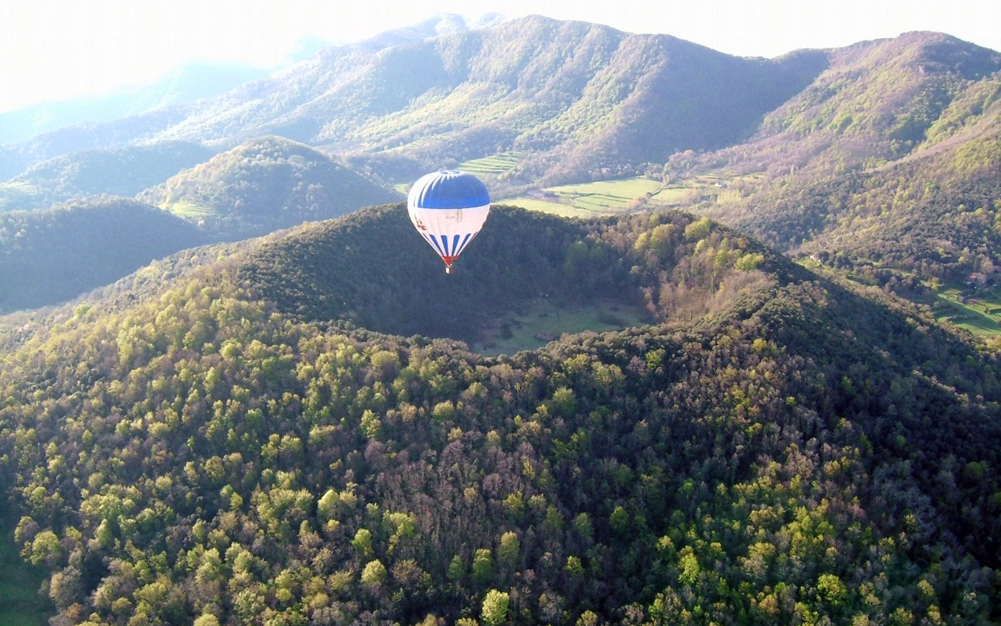 La Garrotxa Volcanic Region Of Catalonia Is An Incredible Place To Visit.